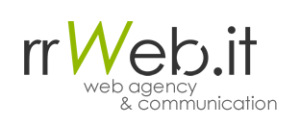 rrWeb.it web agency & communication